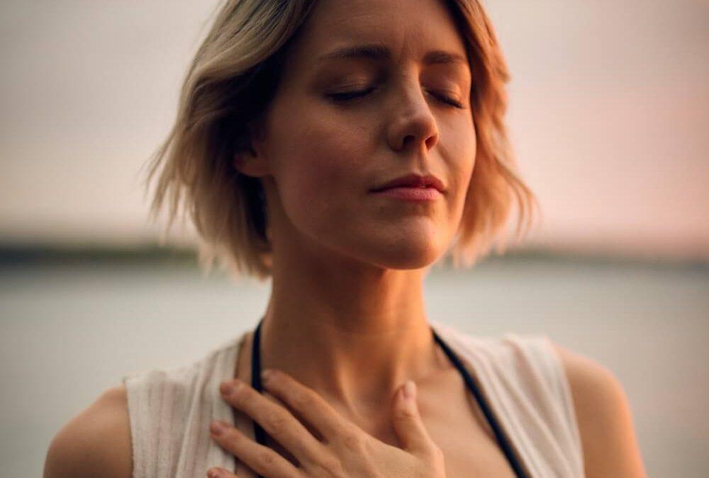 5 ejercicios de respiración para el primer trimestre de embarazo
