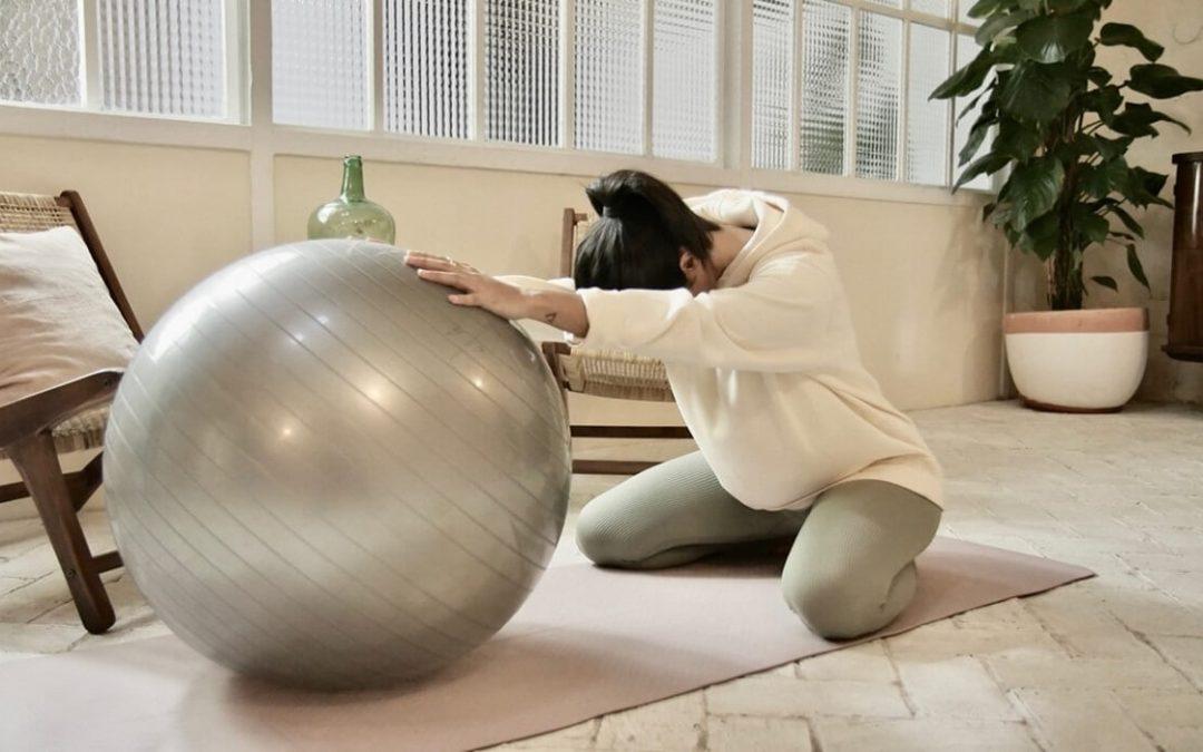 El Fitball: tu mejor aliado durante el embarazo