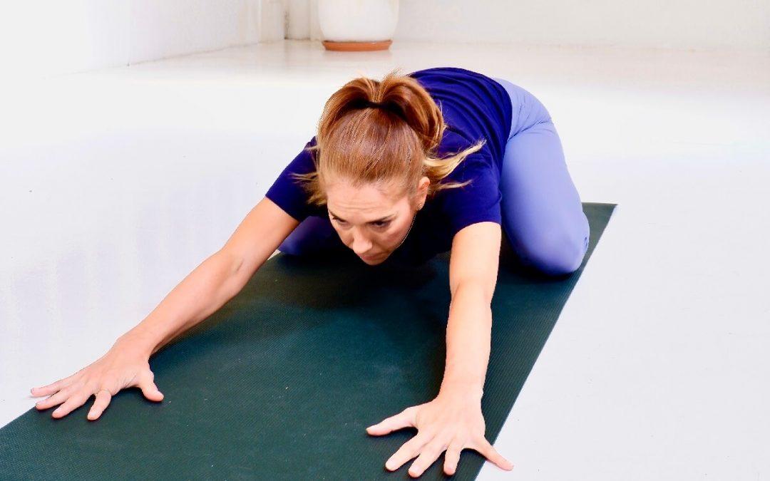 """Objetivo Bienestar: Tatiana Noguera: """"Practicar yoga durante el embarazo te ayuda a crear espacio físico y mental para tu bebé"""""""